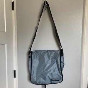 Capezio Bags - Grey Messenger Bag